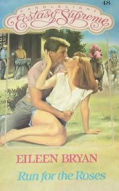book cover of Run for the Roses