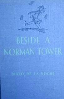 book cover of Beside a Norman Tower