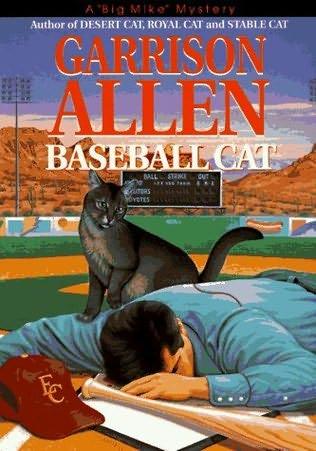 book cover of Baseball Cat