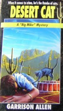 book cover of Desert Cat