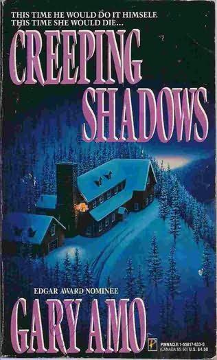 book cover of Creeping Shadows