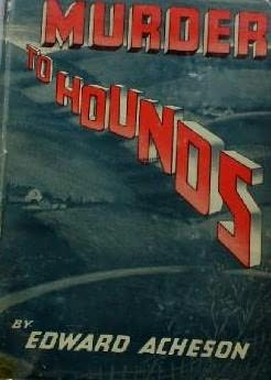 book cover of Murder to Hounds