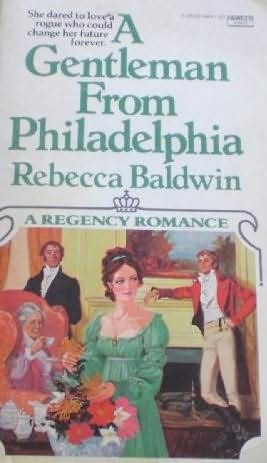 book cover of A Gentleman from Philadelphia