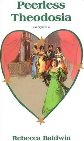 book cover of Peerless Theodosia