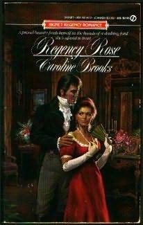 book cover of Regency Rose
