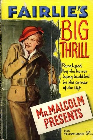 book cover of Mr. Malcolm Presents