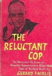 book cover of The Reluctant Cop