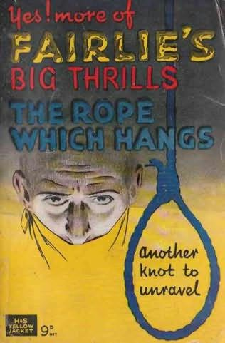 book cover of The Rope Which Hangs
