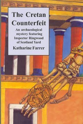 book cover of The Cretan Counterfeit