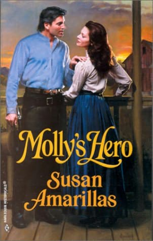 book cover of Molly\'s Hero