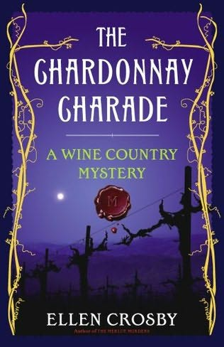 book cover of The Chardonnay Charade