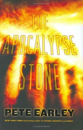book cover of The Apocalypse Stone