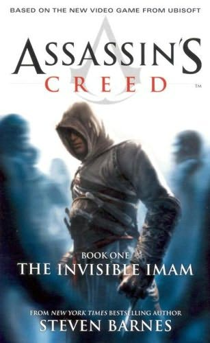 book cover of The Invisible Imam
