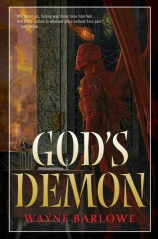 book cover of God\'s Demon