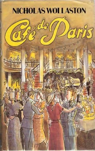Used Books Cafe Paris