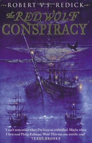 book cover of The Red Wolf Conspiracy