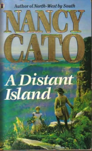 book cover of A Distant Island