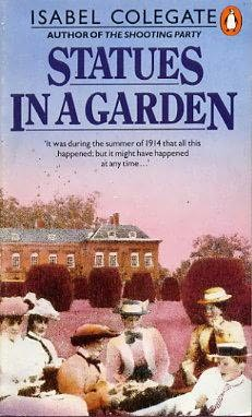 book cover of Statues in a Garden