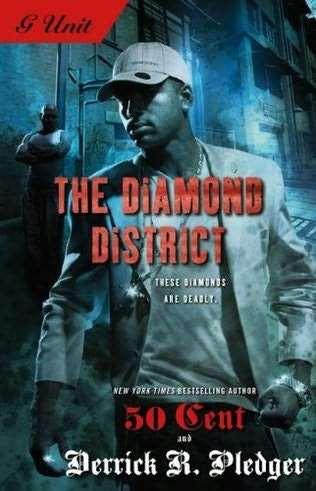 book cover of The Diamond District