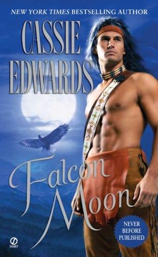 book cover of Falcon Moon