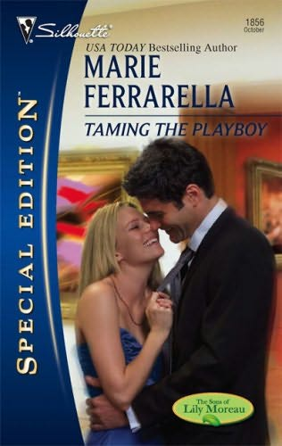 book cover of Taming the Playboy