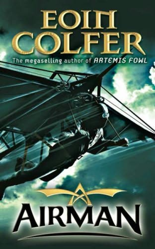 book cover of Airman