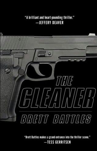 book cover of The Cleaner