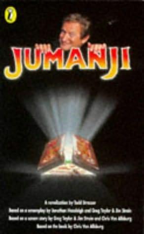 book cover of Jumanji: Novelization