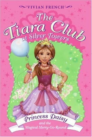 book cover of Princess Daisy and the Magical Merry-go-round