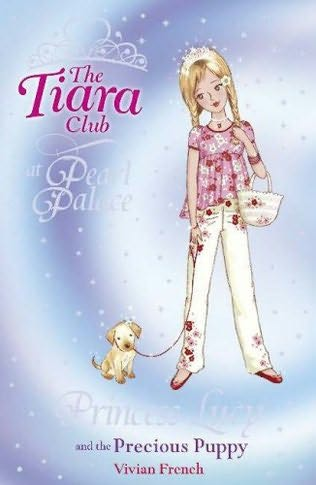 book cover of Princess Lucy and the Precious Puppy