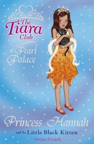 book cover of Princess Hannah and the Little Black Kitten