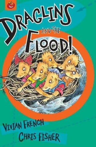 book cover of Draglins and the Flood