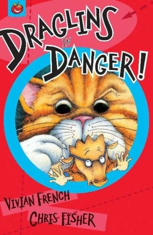 book cover of Draglins in Danger