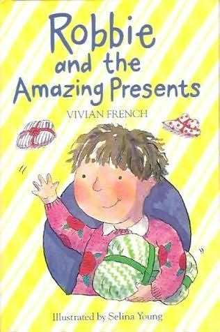 book cover of Robbie and the Amazing Presents