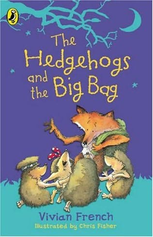 book cover of The Hedgehogs and the Big Bag