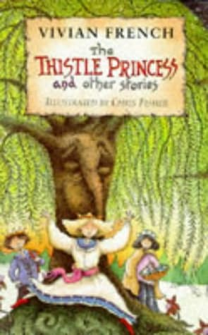 book cover of The Thistle Princess