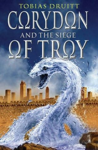 book cover of Corydon and the Siege of Troy