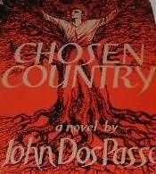 book cover of Chosen Country