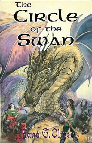 book cover of The Circle of the Swan