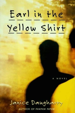 book cover of Earl in the Yellow Shirt