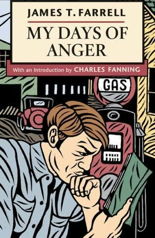 book cover of My Days of Anger