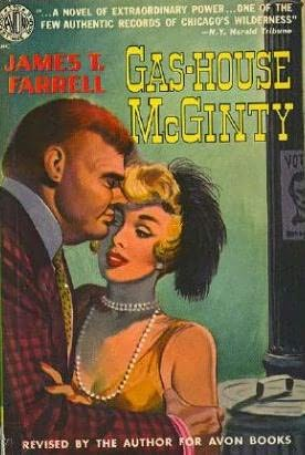 book cover of Gas-House McGinty