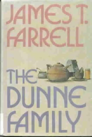 book cover of The Dunne Family