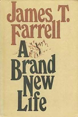 book cover of A Brand New Life