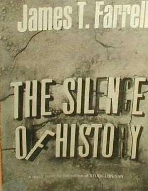 book cover of The Silence of History