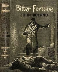 book cover of Bitter Fortune