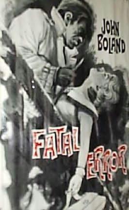 book cover of Fatal Error