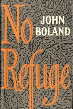book cover of No Refuge