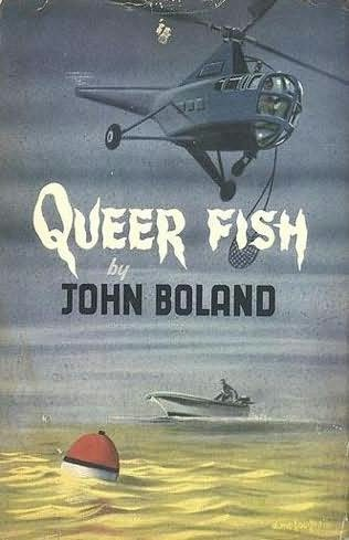 book cover of Queer Fish