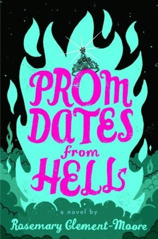 book cover of Prom Dates from Hell